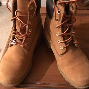 Timberland boots - great condition